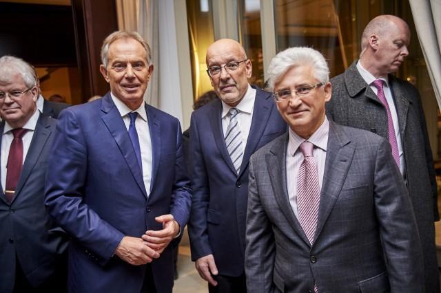 Встреча Европейского еврейского конгресса в Брюсселе