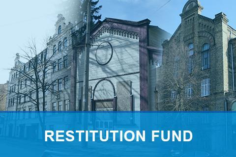 Latvian Jewish community restitution fund has been registered
