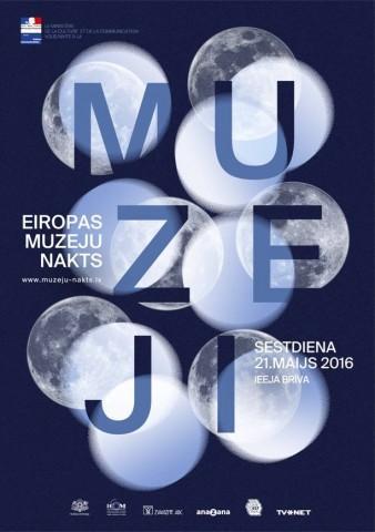 21. maijā – Muzeju nakts