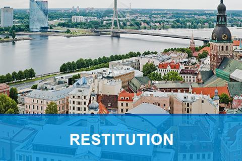 The Saeima of the Republic of Latvia has Approved the Legislation on Restitution of Five Real Estate Properties to the Jewish Community
