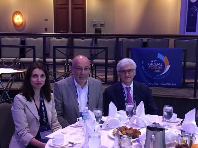 Всемирный форум AJC 2016