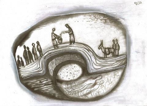 Элла Бышевская и Михаил Яхилевич «Библейские иллюстрации»