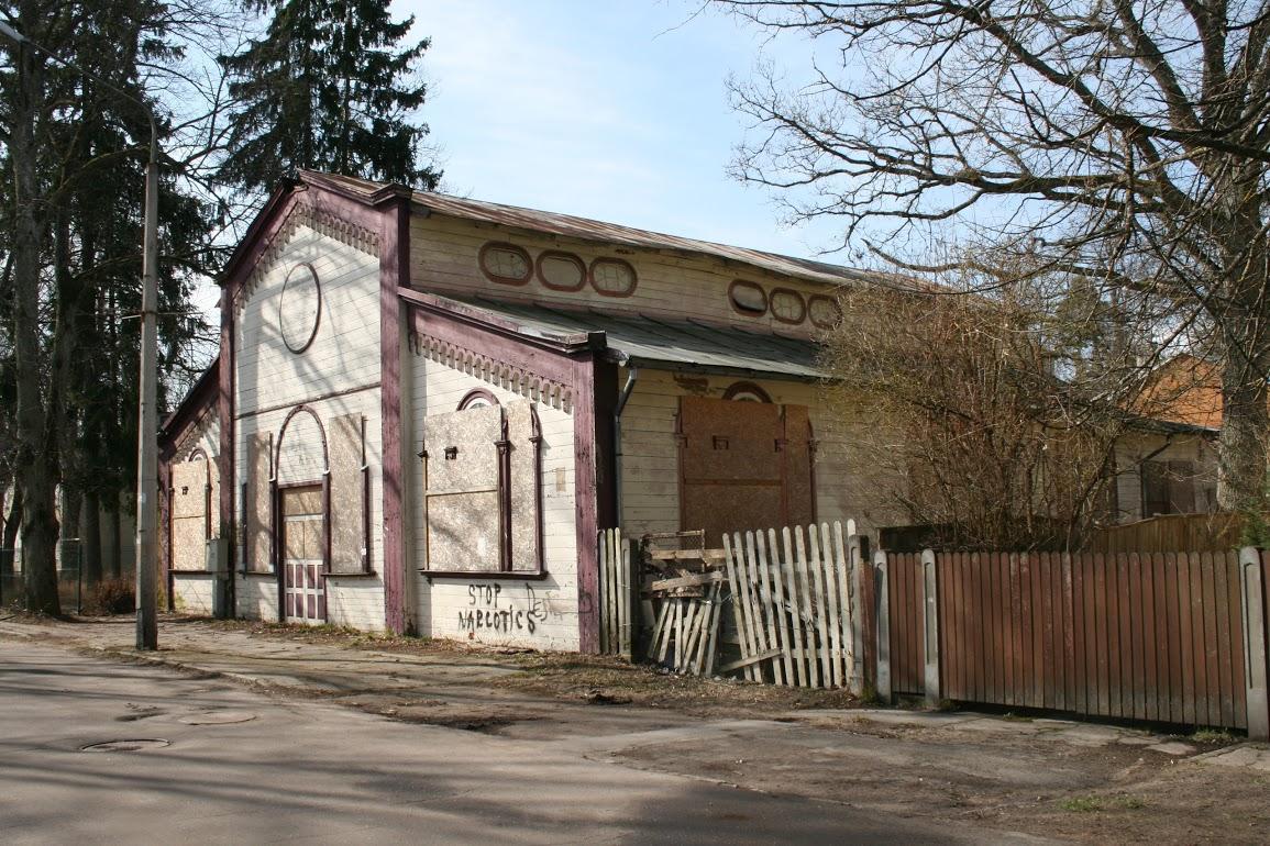 Thumbnail for: Фонд реституции перенял объект недвижимости в Юрмале