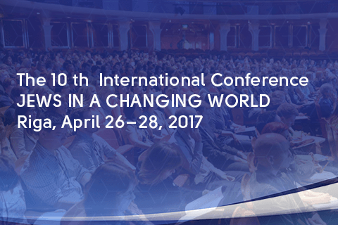 Conference JEWS IN A CHANGING WORLD