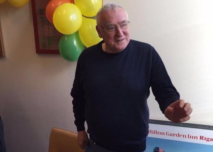 Shmuel Rubanenko passes away