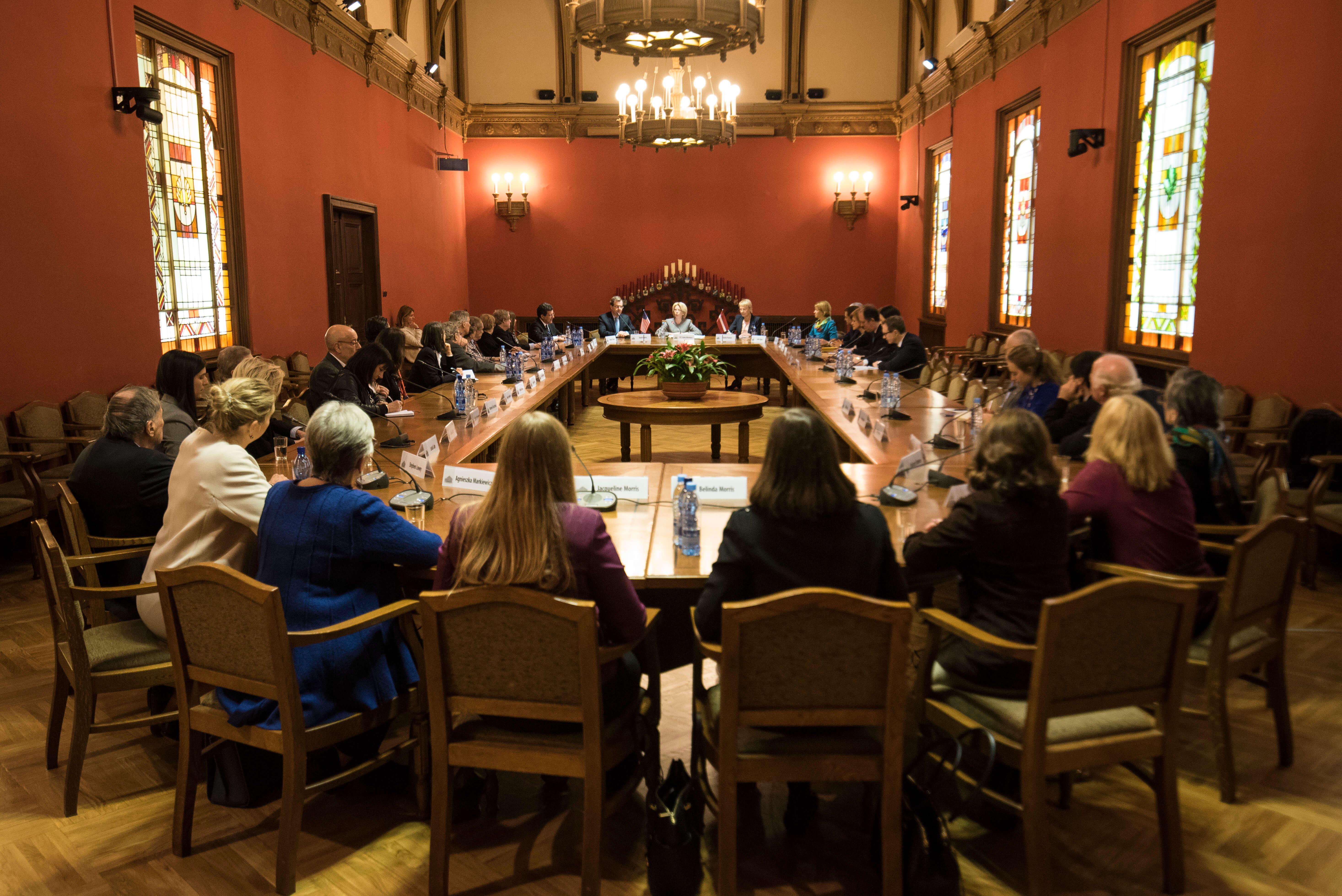 Foto: Reinis Inkēns, Saeimas Administrācija