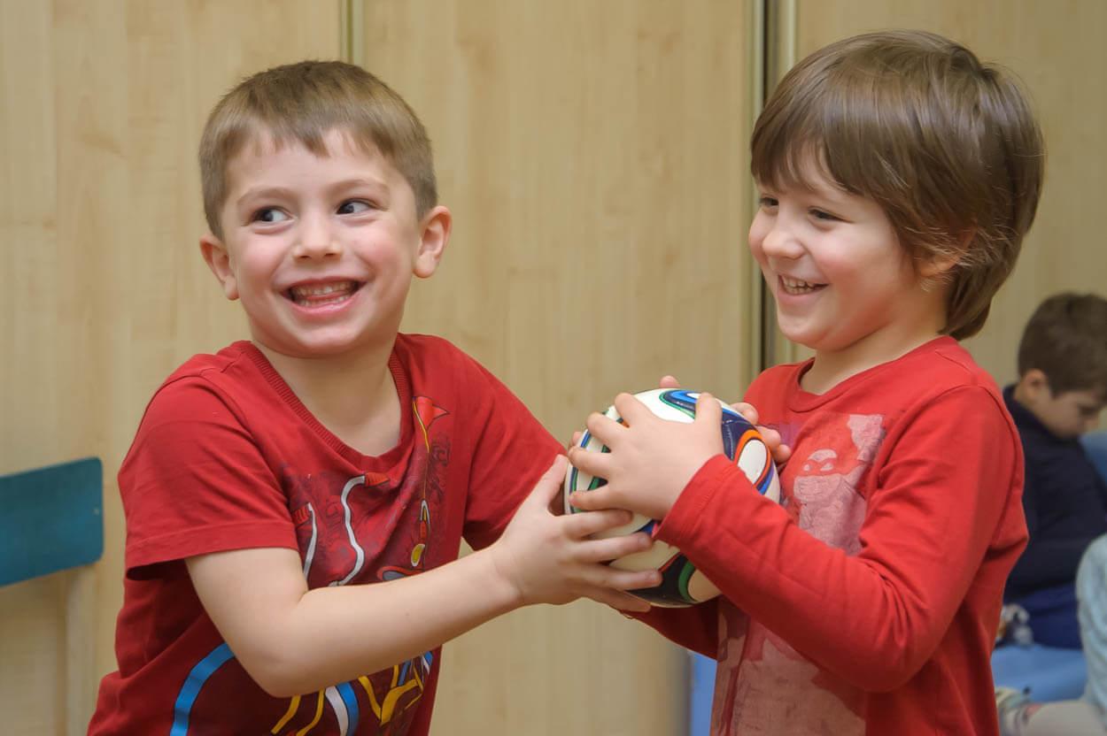 Thumbnail for: Детский сад «Мотек» растет и развивается