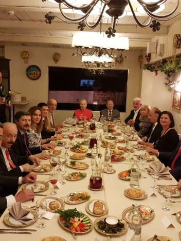 Jews and Muslims celebrated Eid al-Fitr
