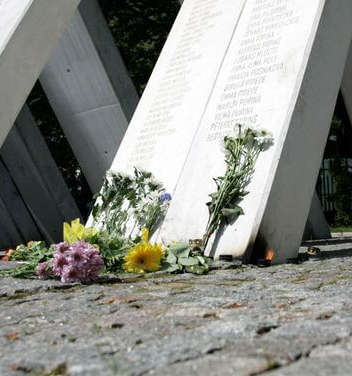 Day of Commemoration of victims of genocide against the Jews in Latvia