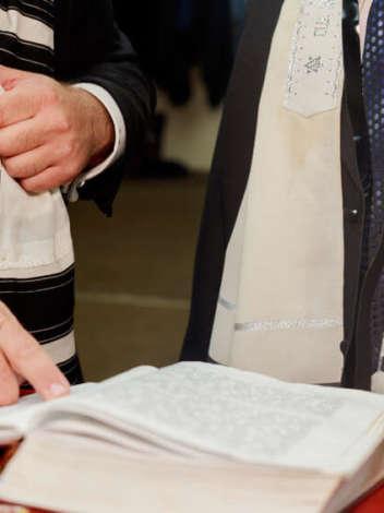 В Рижской синагоге восстановлена старинная традиция