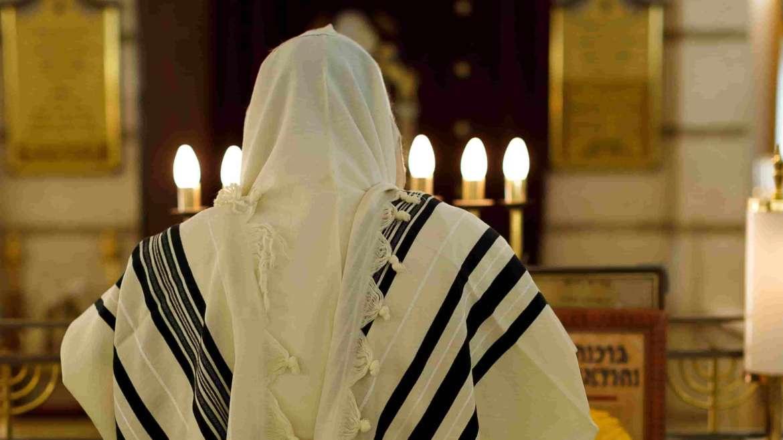 Молитвы в Бейт Хабад