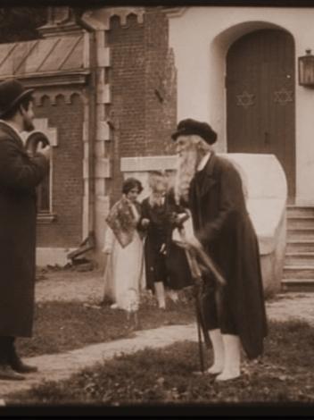 Lekcija: Ebreju sižeti agrīnajā krievu kino prozā