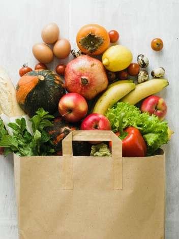 Сбор средств на продуктовые посылки для нуждающихся