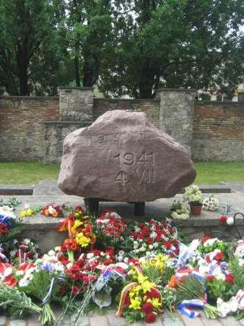 Holocaust victims Commemoration Day in Latvia