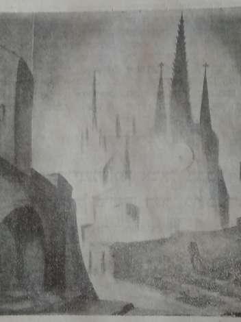 Открытие выставки: «Еврейские художники в межвоенной Латвии: заявка»