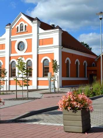 Art, culture and tourism center opened in Sabile synagogue