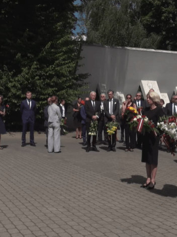 Commemoration Day of Genocide against the Jews