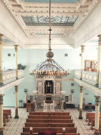 """A new project by Riga's Peitav Shul synagogue. """"Breaking stereotypes"""""""